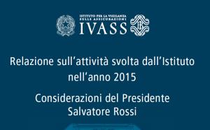 Ivass Report 2015